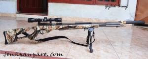 senapan gejluk army
