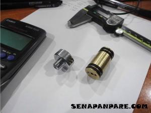 cara pasang manometer