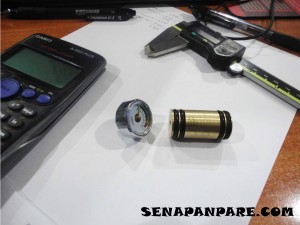 manometer senapan