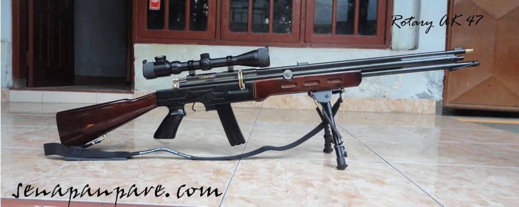 gejluk rotary AK 47