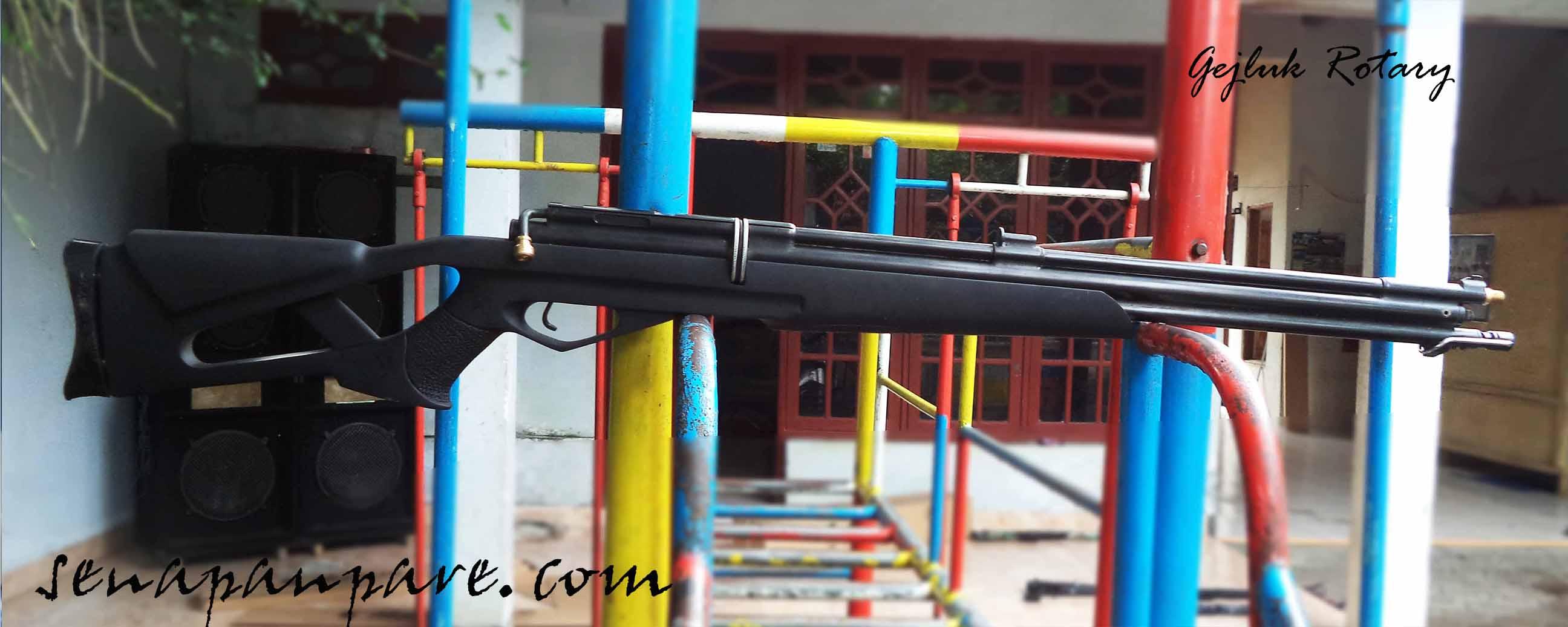 senapan gejluk junior rotary