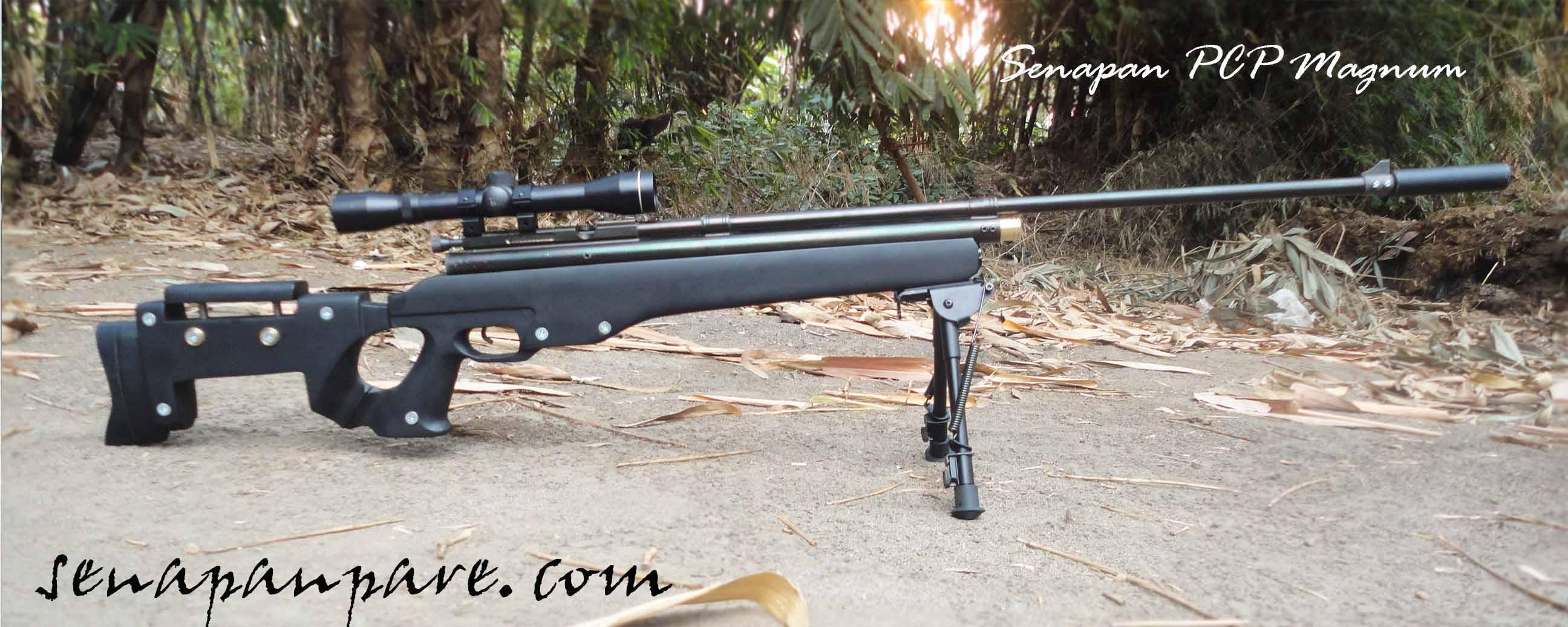senapan pcp magnum