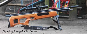 bullpup mano cricket
